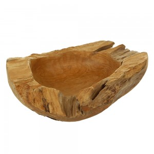 cumbria oak teak bowl, Win
