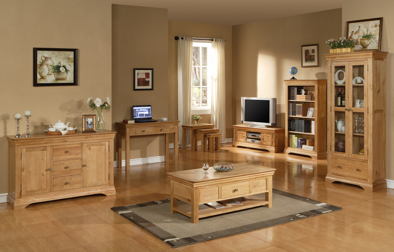 Solid Oak Furniture From Cumbria